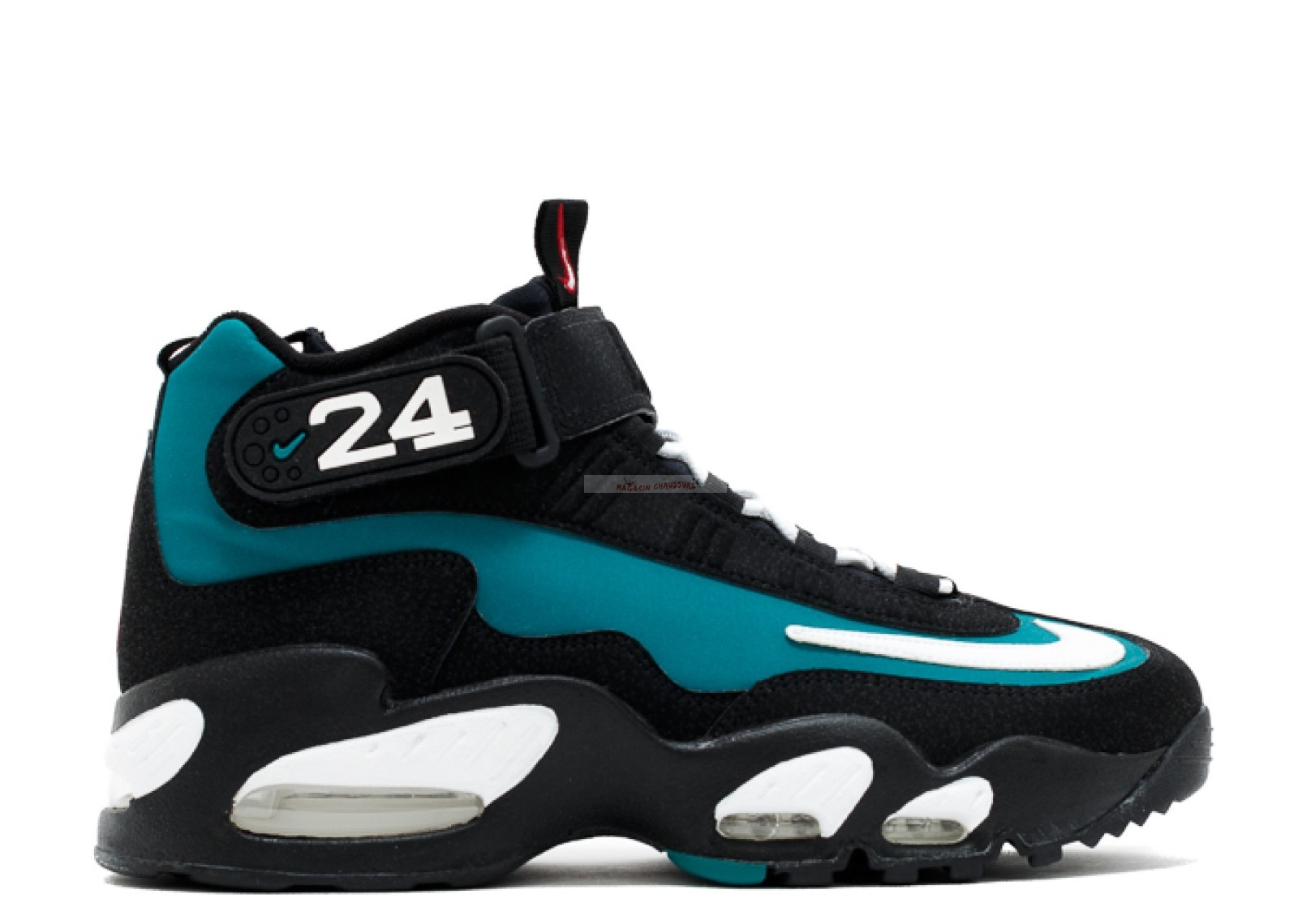 "Air Griffey Max 1 ""2016 Release"" Blue Black Chaussure de Basket"