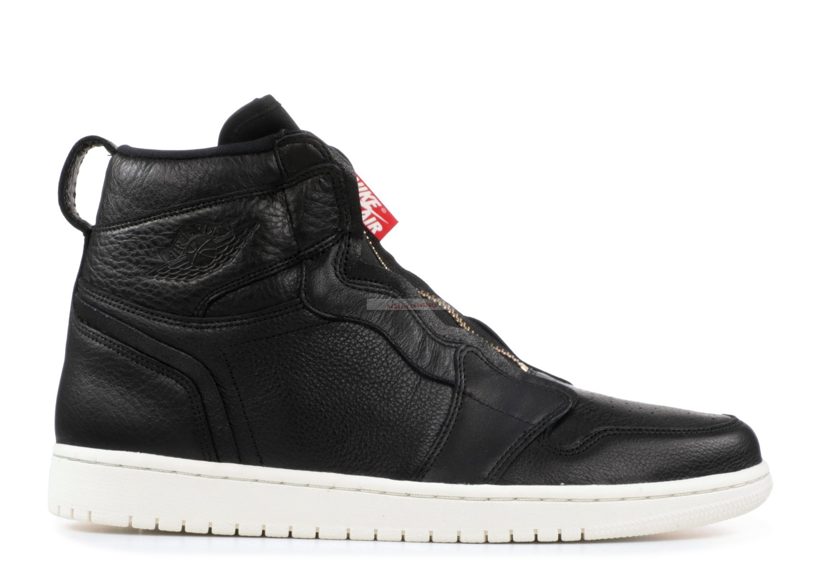 Air Jordan 1 - Femme High Zip Noir (aq3742-016) Chaussure de Basket