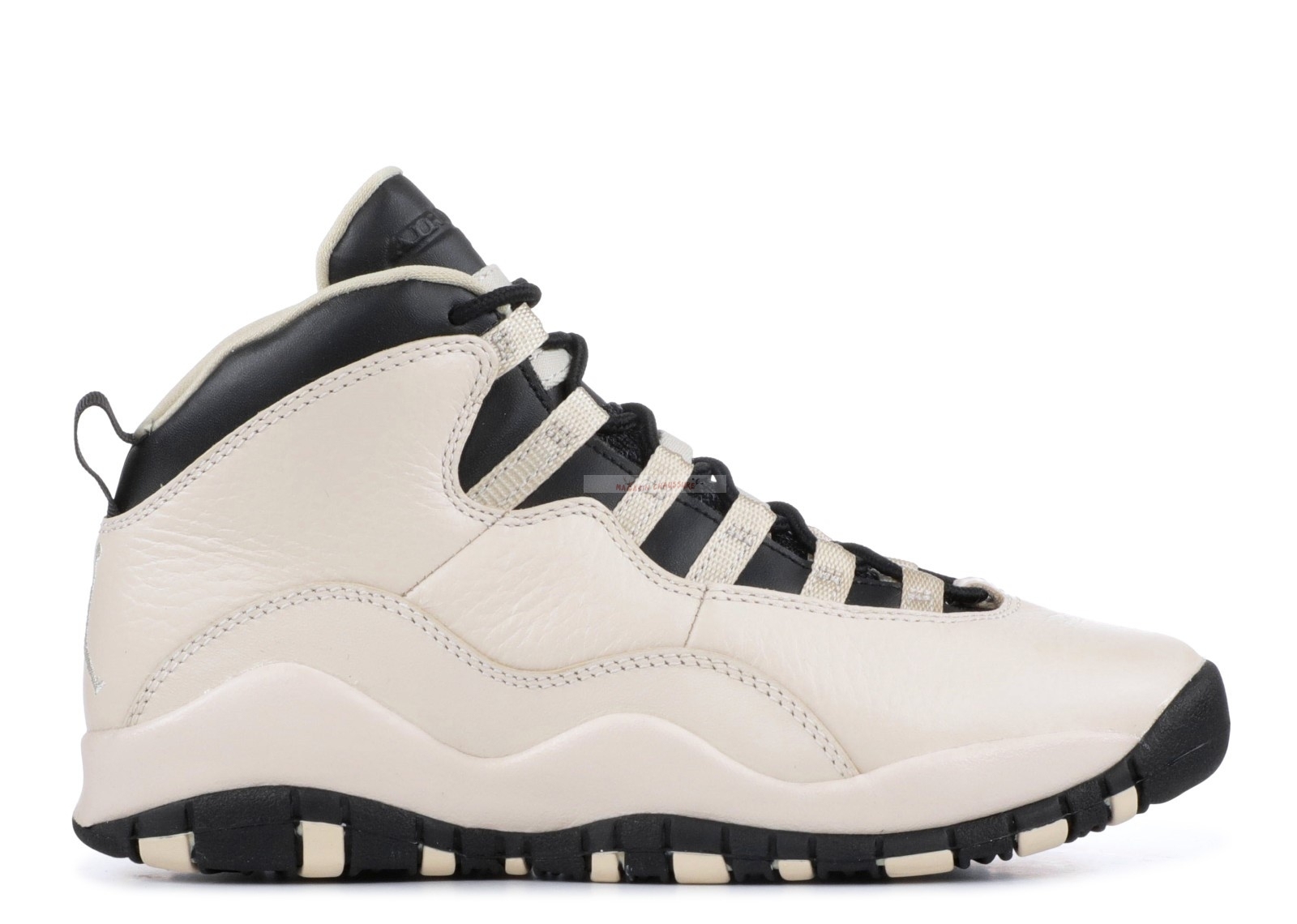 "Air Jordan 10 Retro Prem (Gs) ""Heiress"" Perle Blanc (832645-207) Chaussure de Basket"