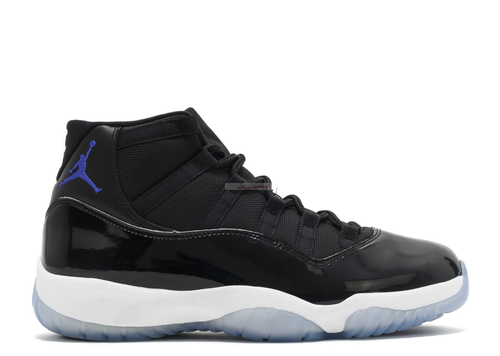 "Air Jordan 11 Retro ""Space Jam 2016 Release"" Noir (378037-003) Chaussure de Basket"