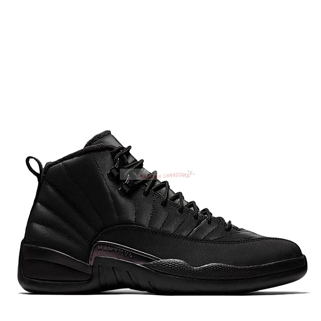 "Air Jordan 12 ""Winterized"" Noir (bq6851-001) Chaussure de Basket"