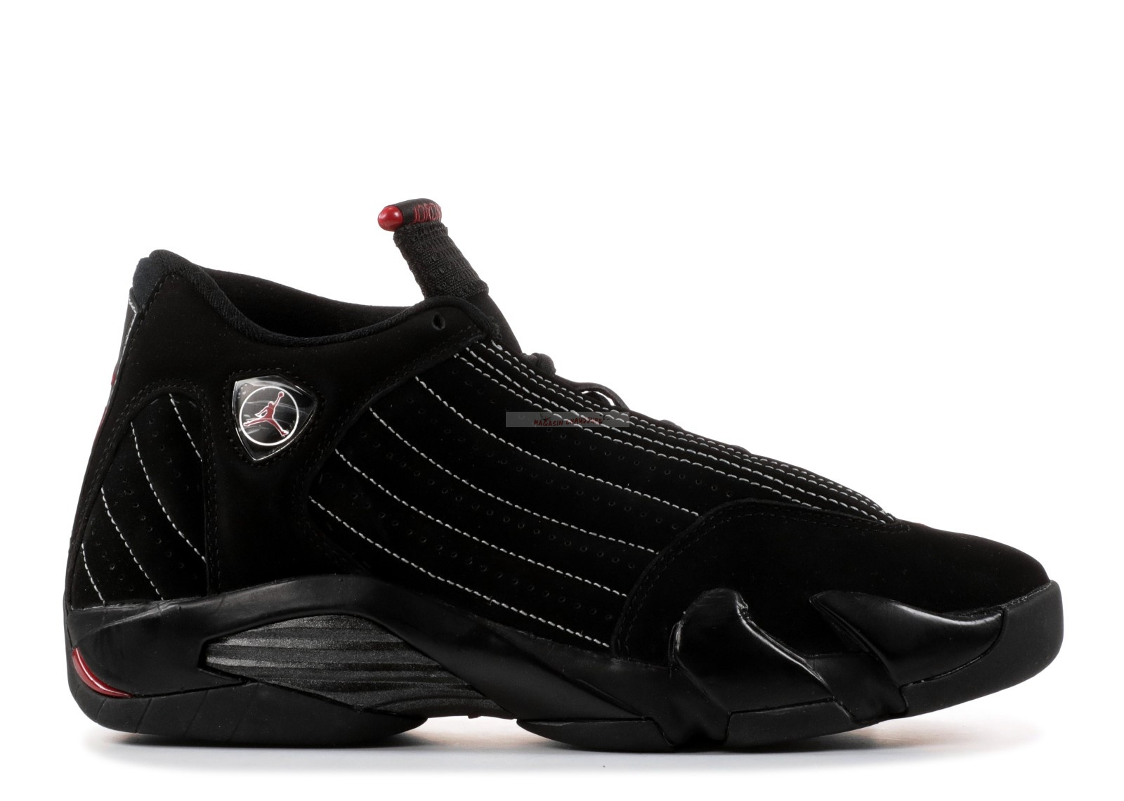 "Air Jordan 14 Retro ""Countdown Pack"" Noir (311832-061) Chaussure de Basket"