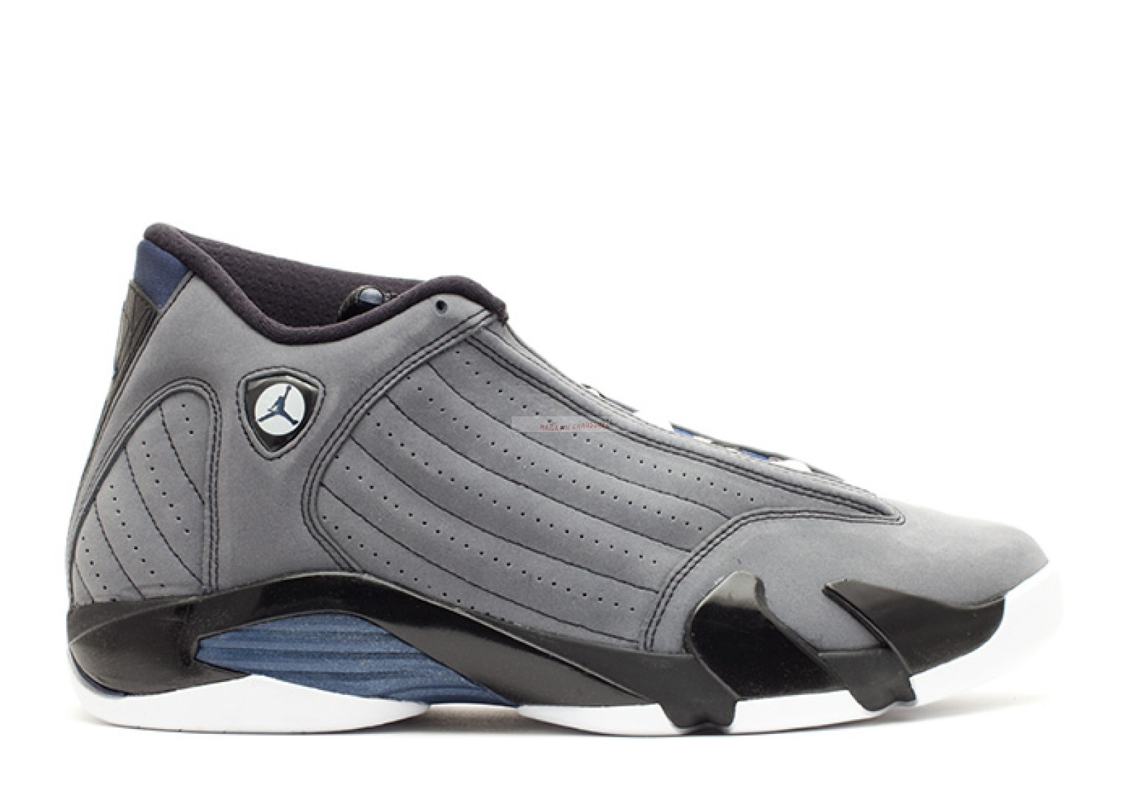 Air Jordan 14 Retro Gris (311832-011) Chaussure de Basket