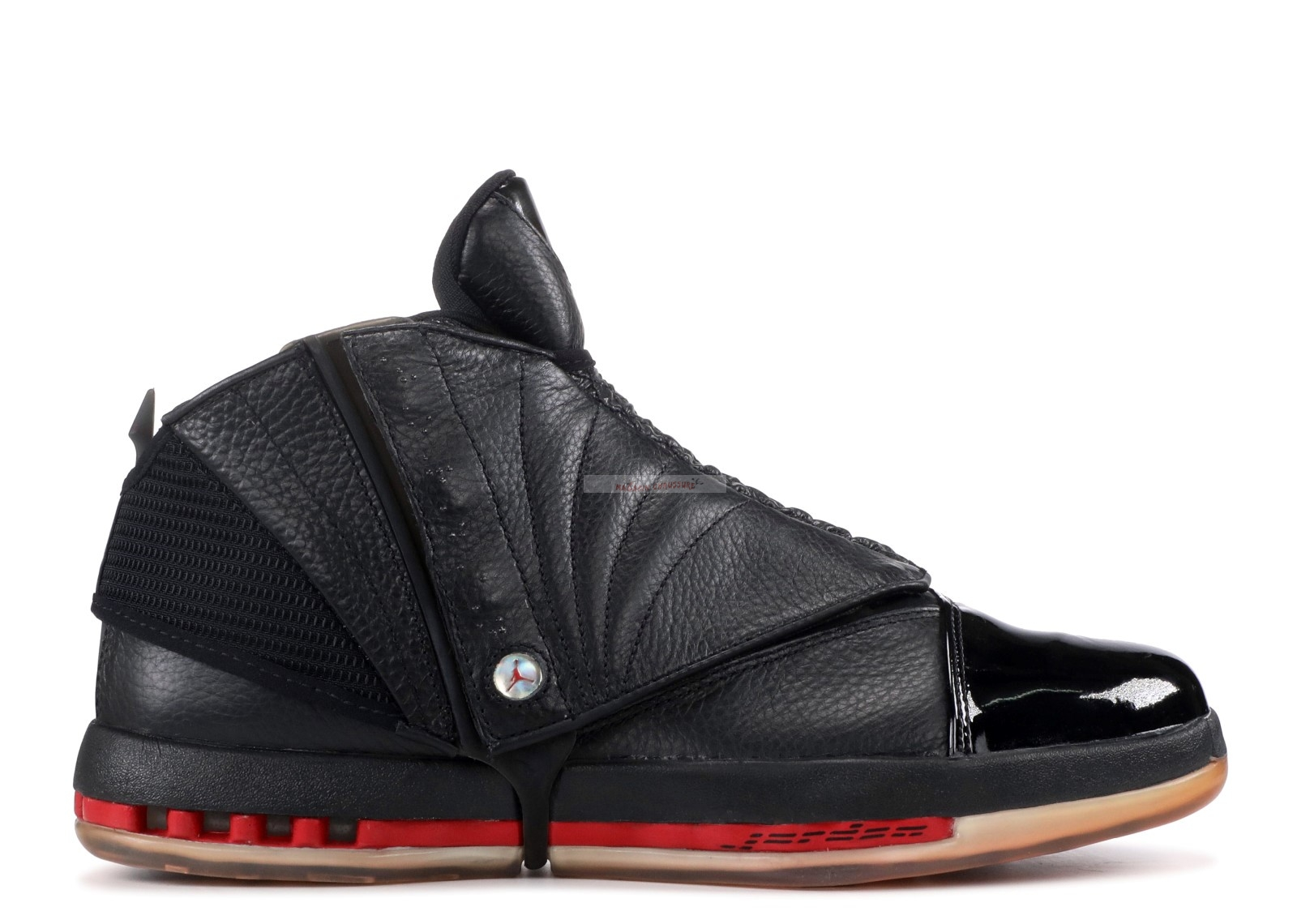 "Air Jordan 16 Retro ""Countdown Pack"" Noir Rouge (322723-061) Chaussure de Basket"