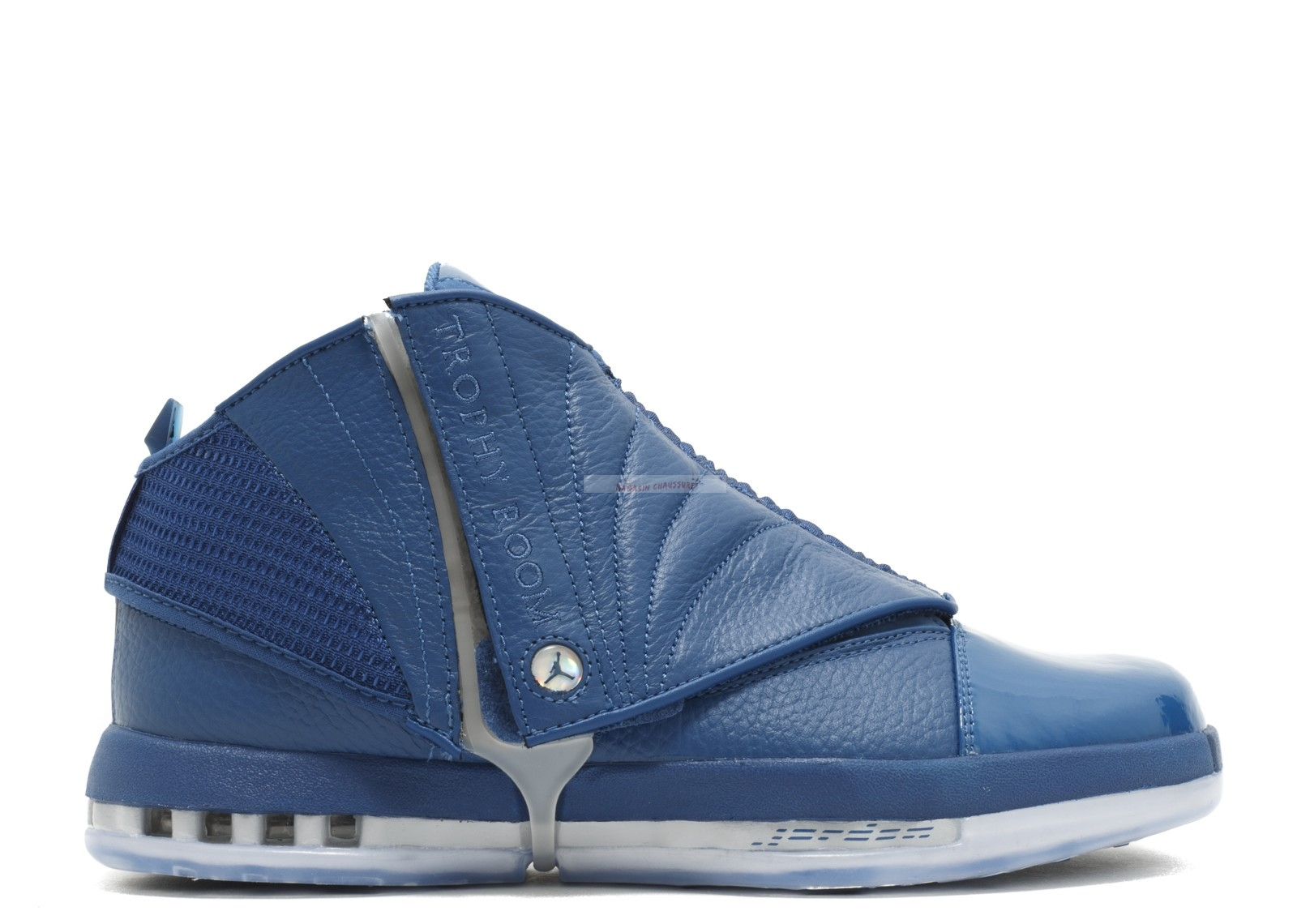 "Air Jordan 16 Retro Trophy Rm ""Trophy Room"" Bleu (854255-416) Chaussure de Basket"