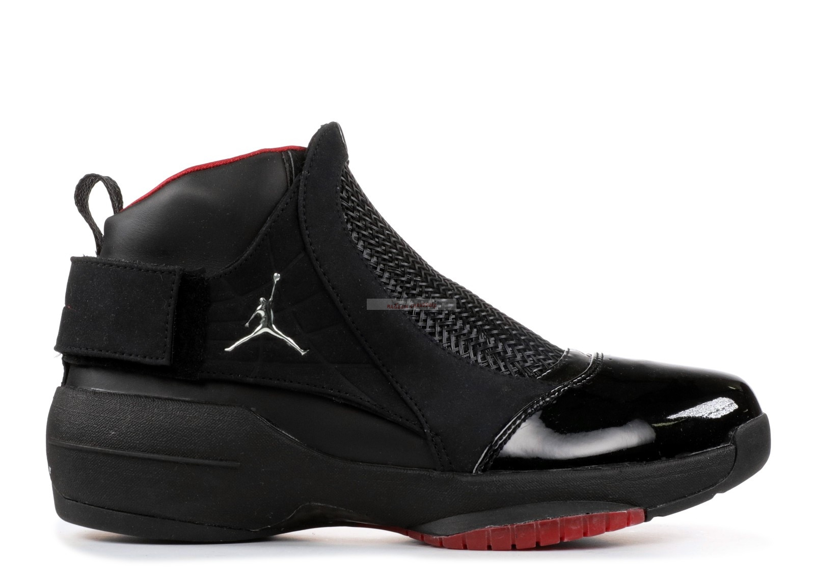 "Air Jordan 19 Retro ""Countdown Pack"" Noir (332549-001) Chaussure de Basket"