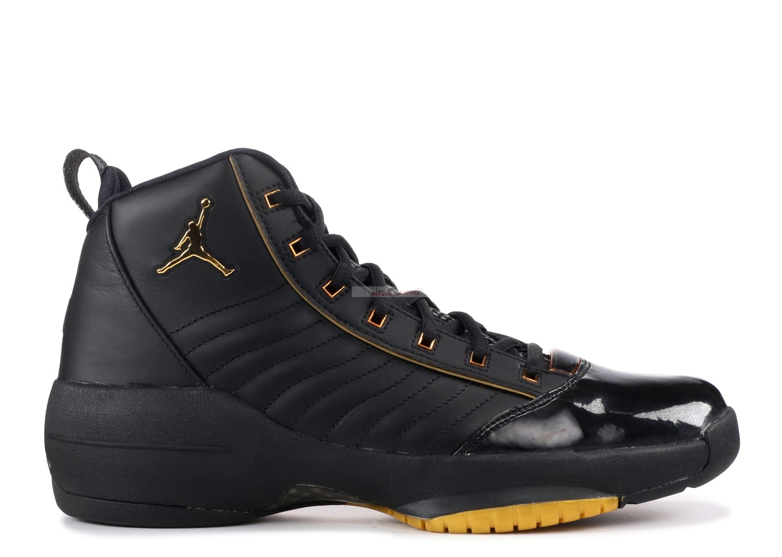 Air Jordan 19 Se Noir Or (308492-071) Chaussure de Basket