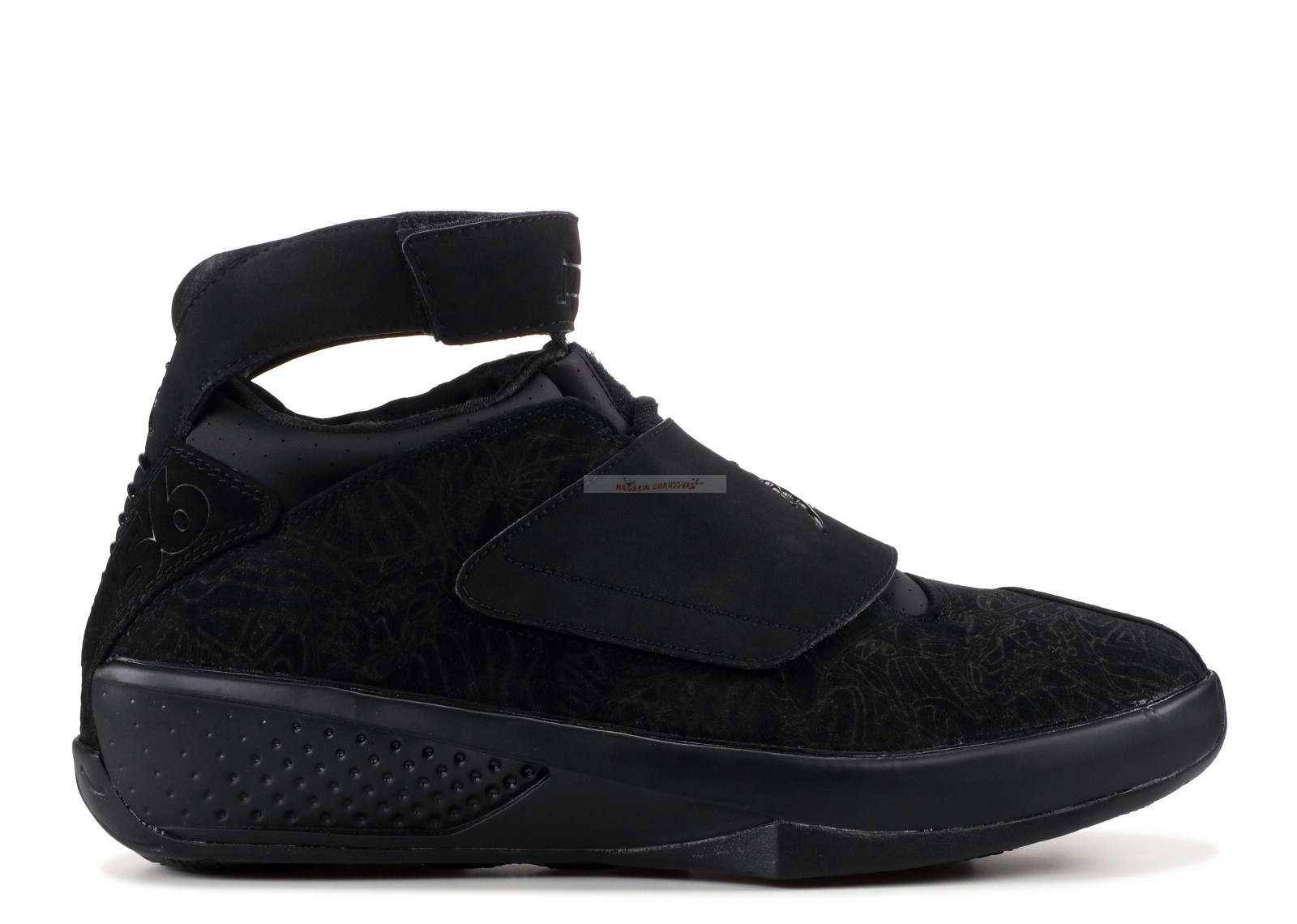 "Air Jordan 20 Retro ""Countdown Pack"" Noir (340252-001) Chaussure de Basket"