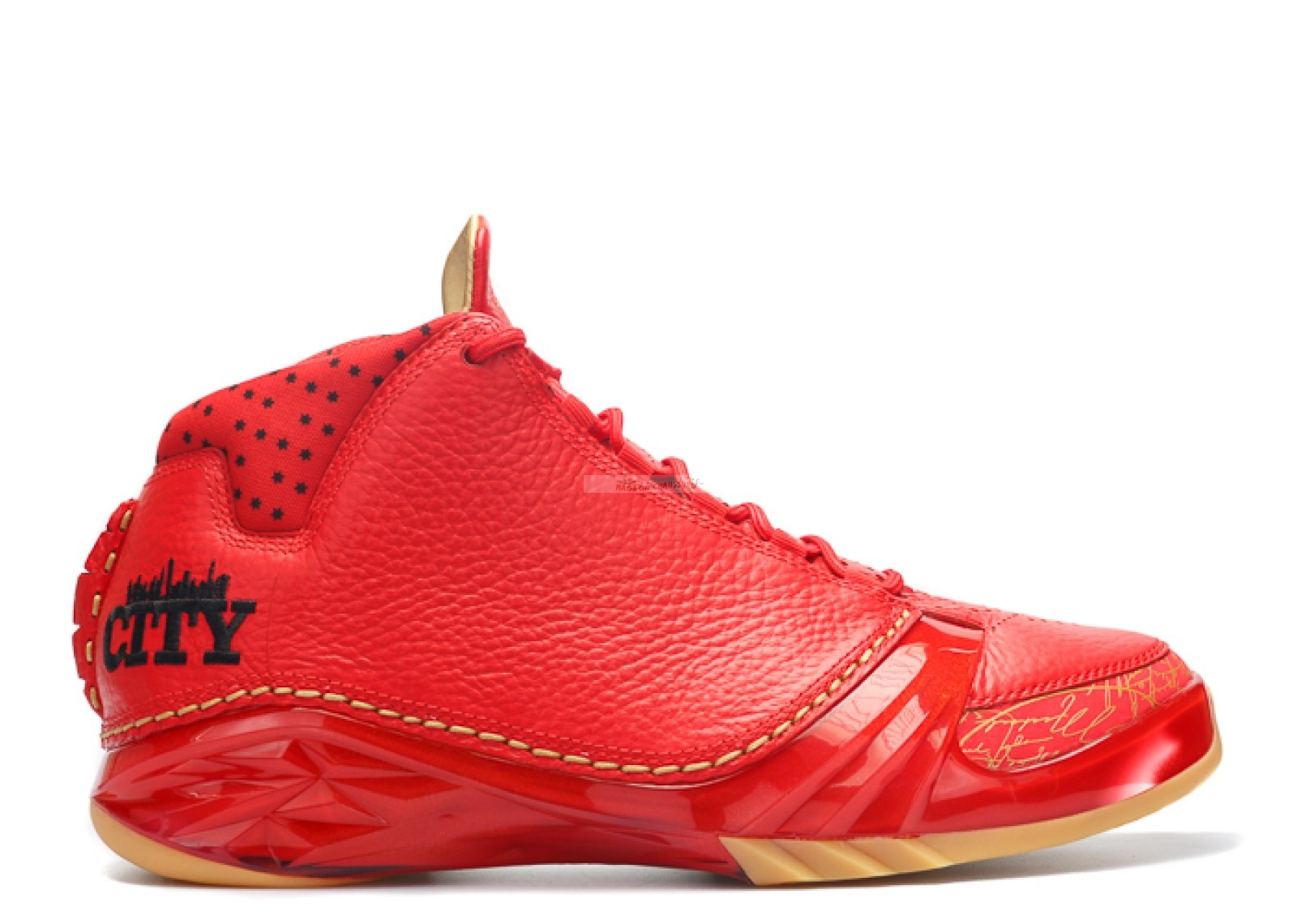 "Air Jordan 23 Chicago ""Chicago"" Rouge (811645-650) Chaussure de Basket"