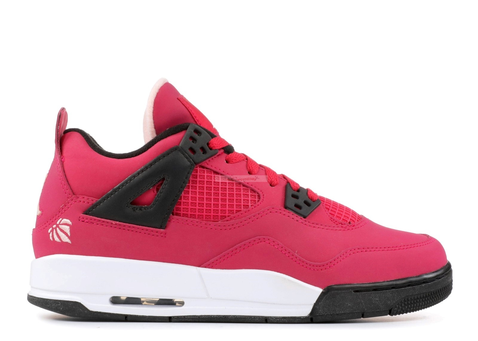 Air Jordan 4 Retro (Gs) Rose (487724-601) Chaussure de Basket