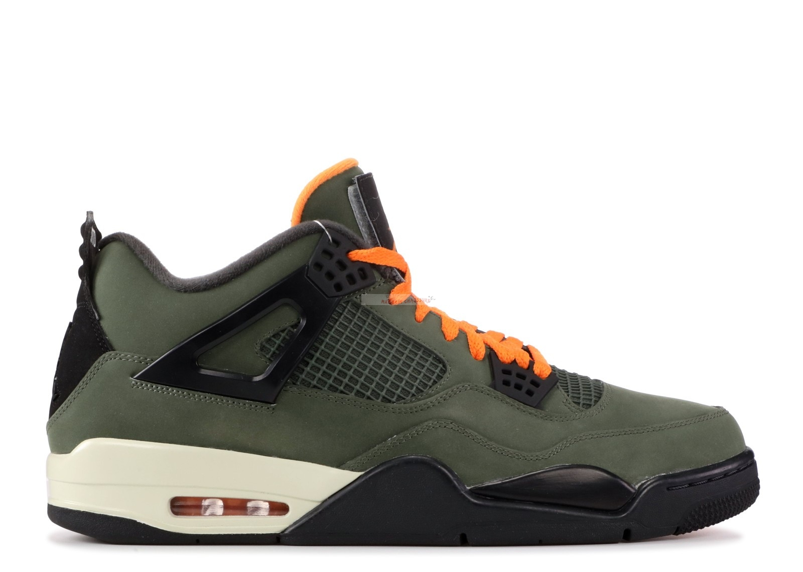 "Air Jordan 4 Retro ""Undefeated"" Vert (912854-783979) Chaussure de Basket"