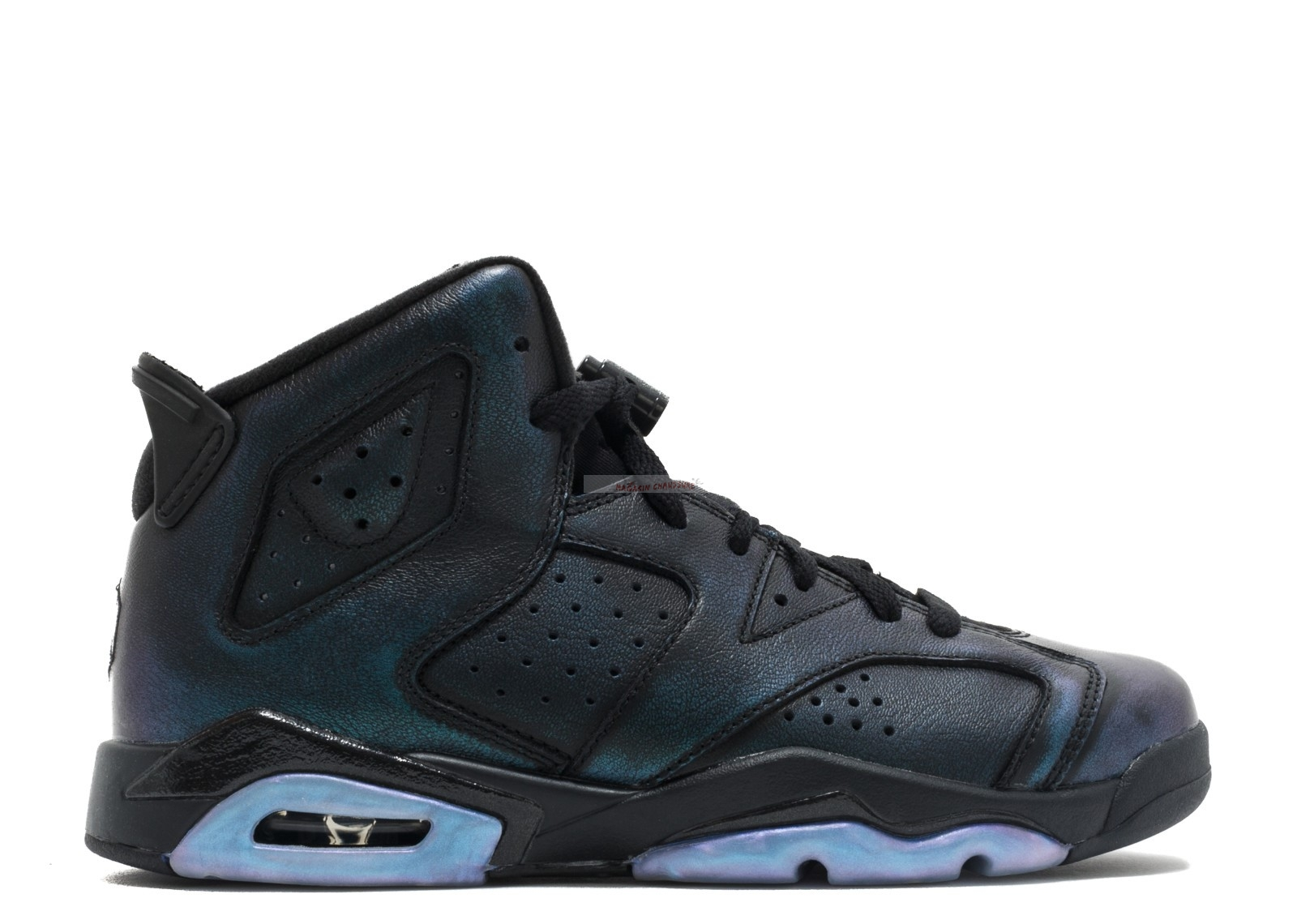 "Air Jordan 6 Retro As (Gs) ""All Star"" Noir (907960-015) Chaussure de Basket"