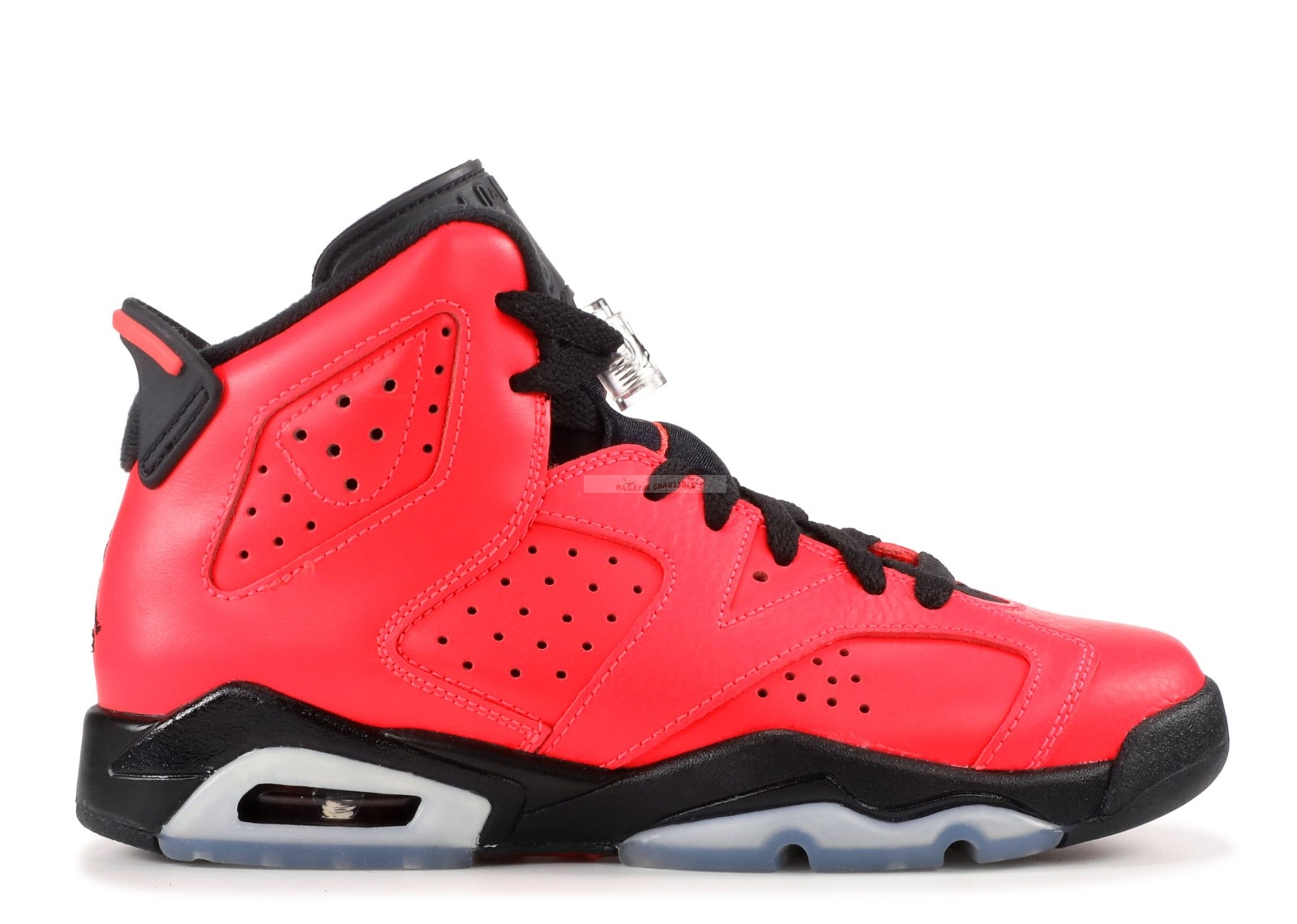 "Air Jordan 6 Retro (Gs) ""Infrared 23"" Rouge (384665-623) Chaussure de Basket"