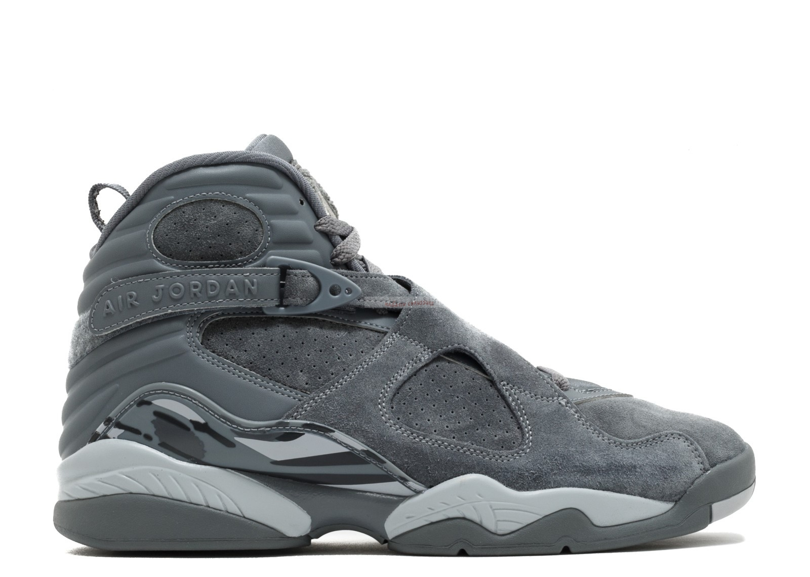 Air Jordan 8 Retro Gris (305381-014) Chaussure de Basket
