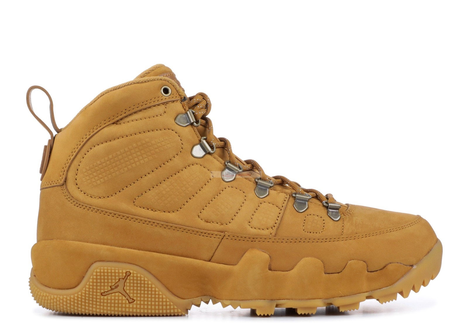 Air Jordan 9 Retro Boot Nrg Marron (ar4491-700) Chaussure de Basket