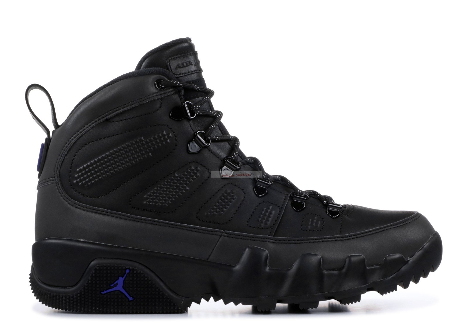 Air Jordan 9 Retro Boot Nrg Noir (ar4491-001) Chaussure de Basket