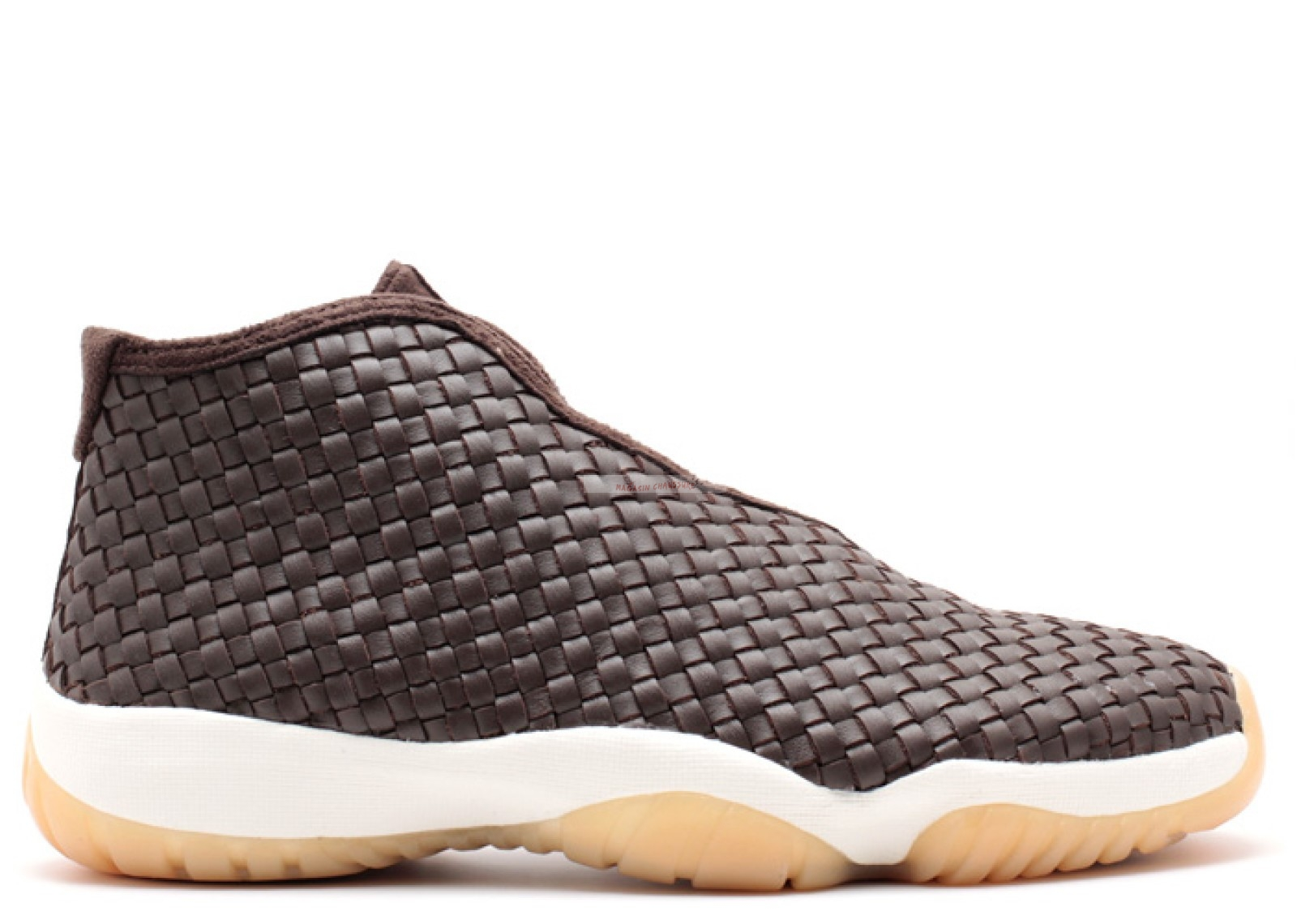 Air Jordan Future Premium Marron Blanc (652141-219) Chaussure de Basket