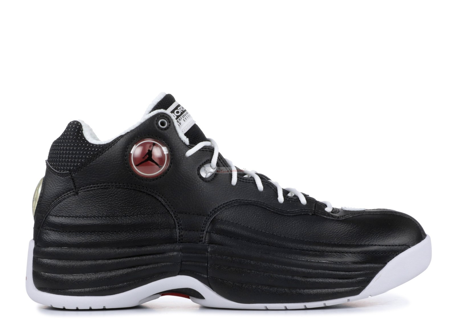 Air Jordan Jumpman Team 1 Noir (644938-002) Chaussure de Basket