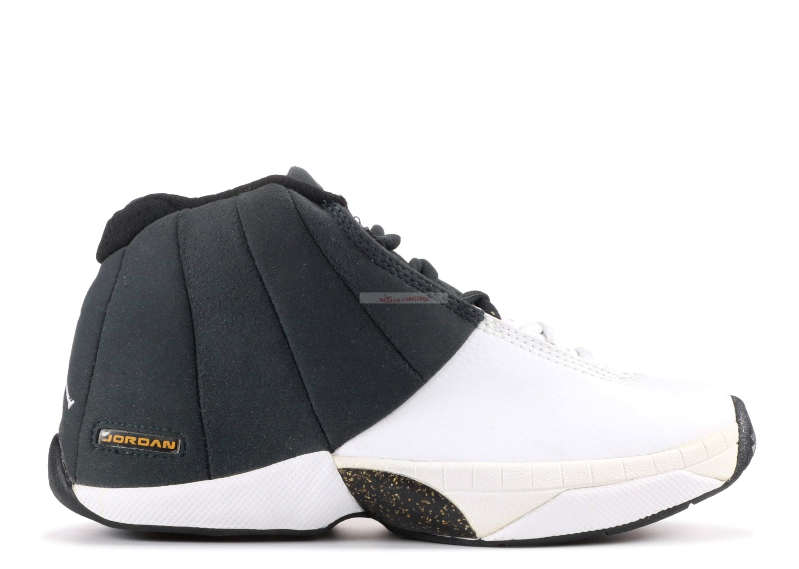 Air Jordan Jumpman Vindicate Noir Blanc (134085-311) Chaussure de Basket