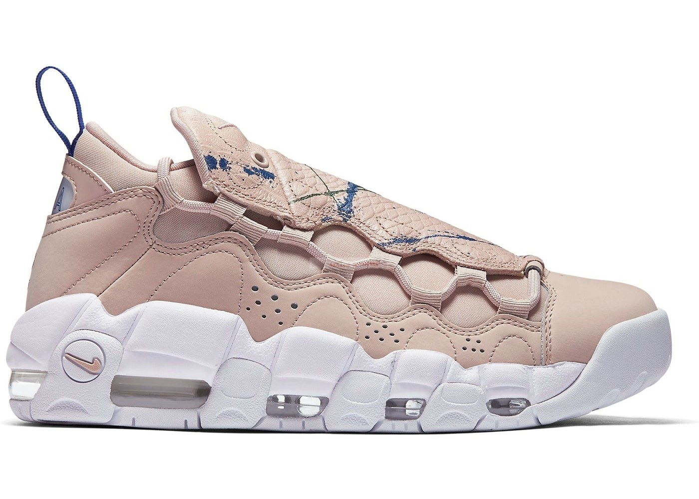 "Air More Money - Femme ""Particle Beige"" Beige (ao1749-200) Chaussure de Basket"