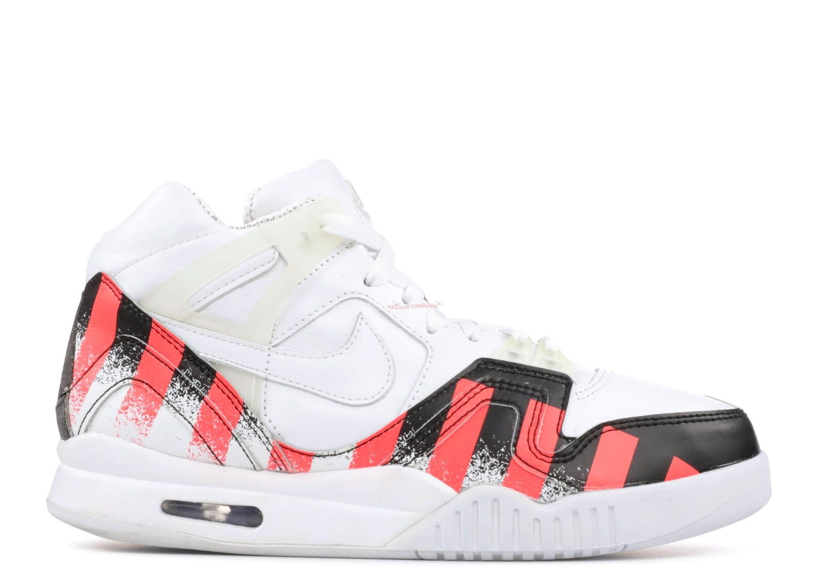 "Air Tech Challenge 2 ""French Open"" Blanc Chaussure de Basket"