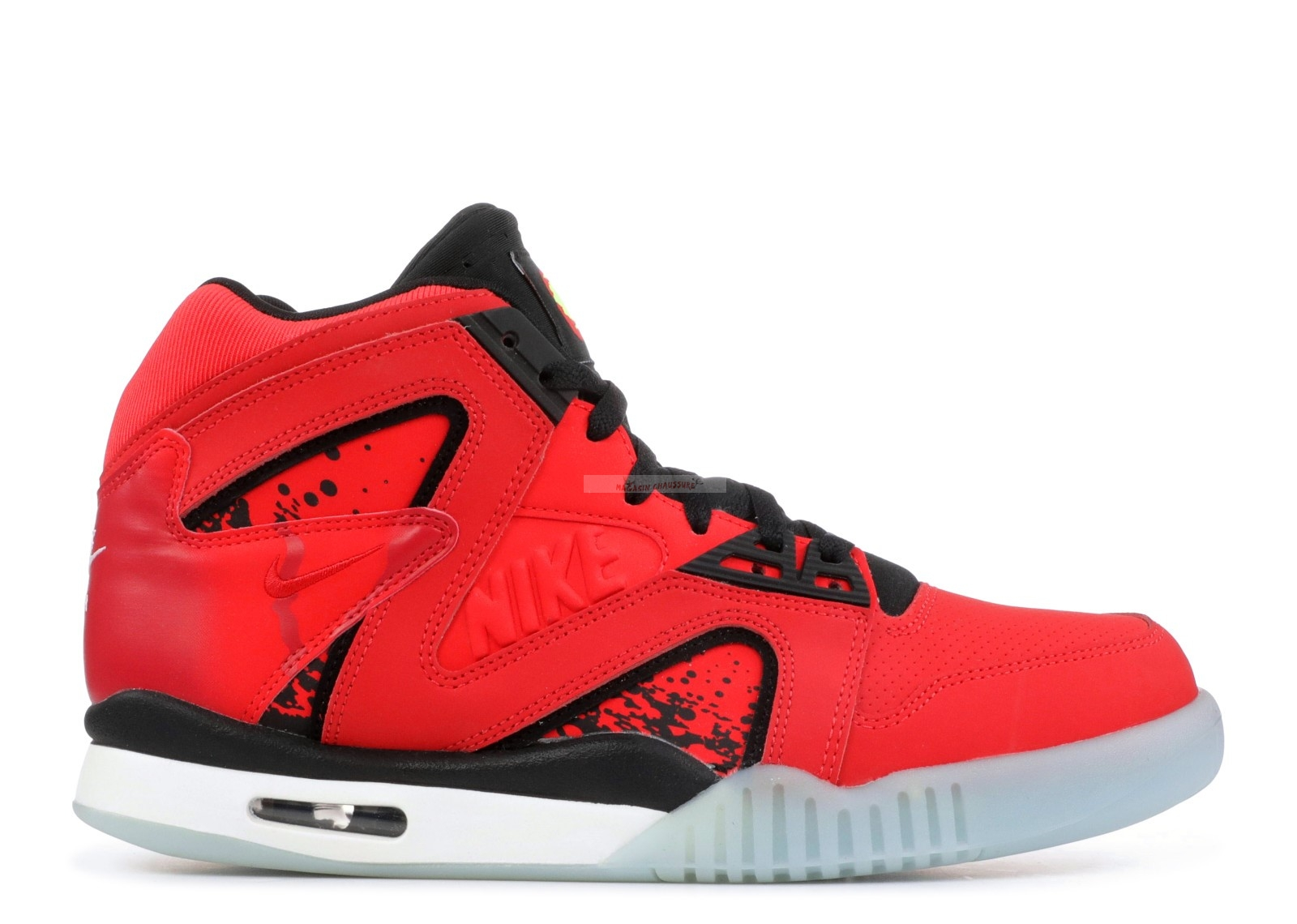 Air Tech Challenge Hybrid Rouge Chaussure de Basket
