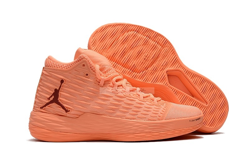"Jordan Melo M13 ""Energy Sunset Glow"" Orange Chaussure de Basket"