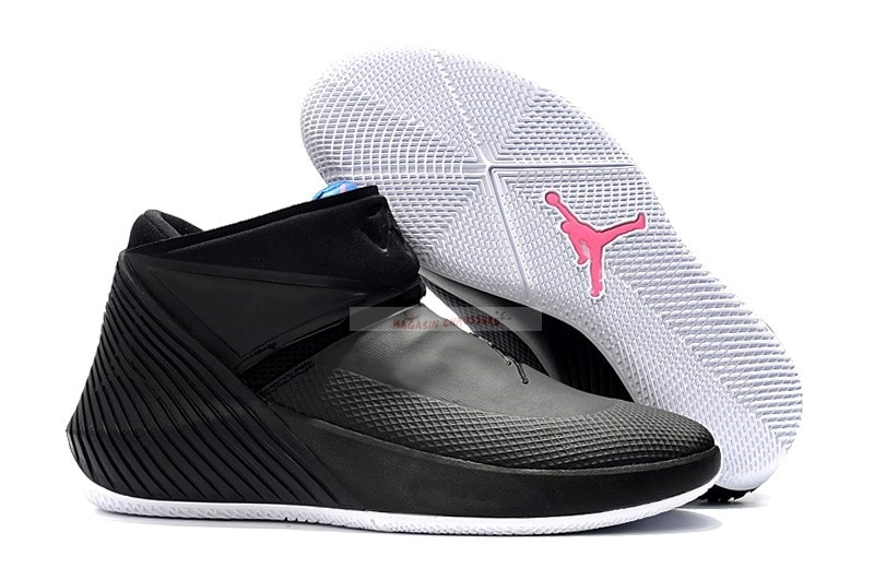 "Jordan Why Not Zer0.1 ""Masters"" Phd Noir Rose Bleu (aq9028-024) Chaussure de Basket"