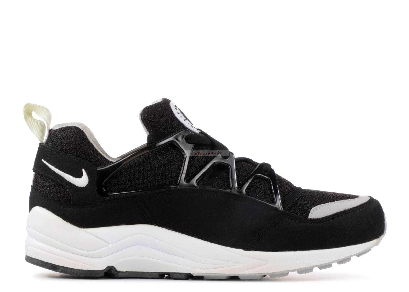 "Nike Air Huarache Light ""Beams"" Noir Gris (306127-011) Chaussure de Basket"