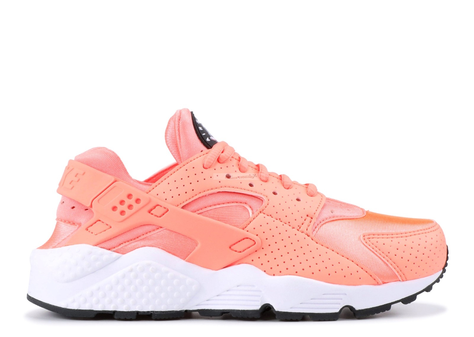 "Nike Air Huarache Run - Femme ""Atomique Rose"" Pink (634835-603) Chaussure de Basket"