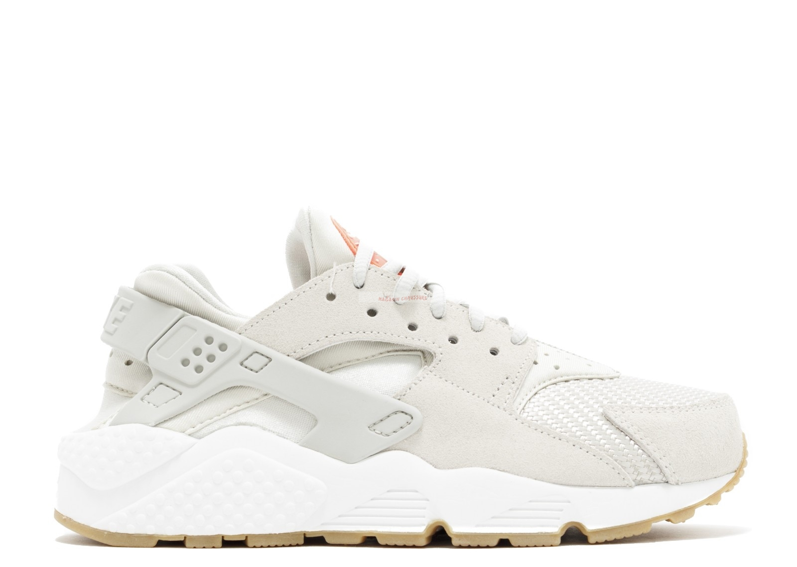 Nike Air Huarache Run - Femme Txt Beige (818597-001) Chaussure de Basket