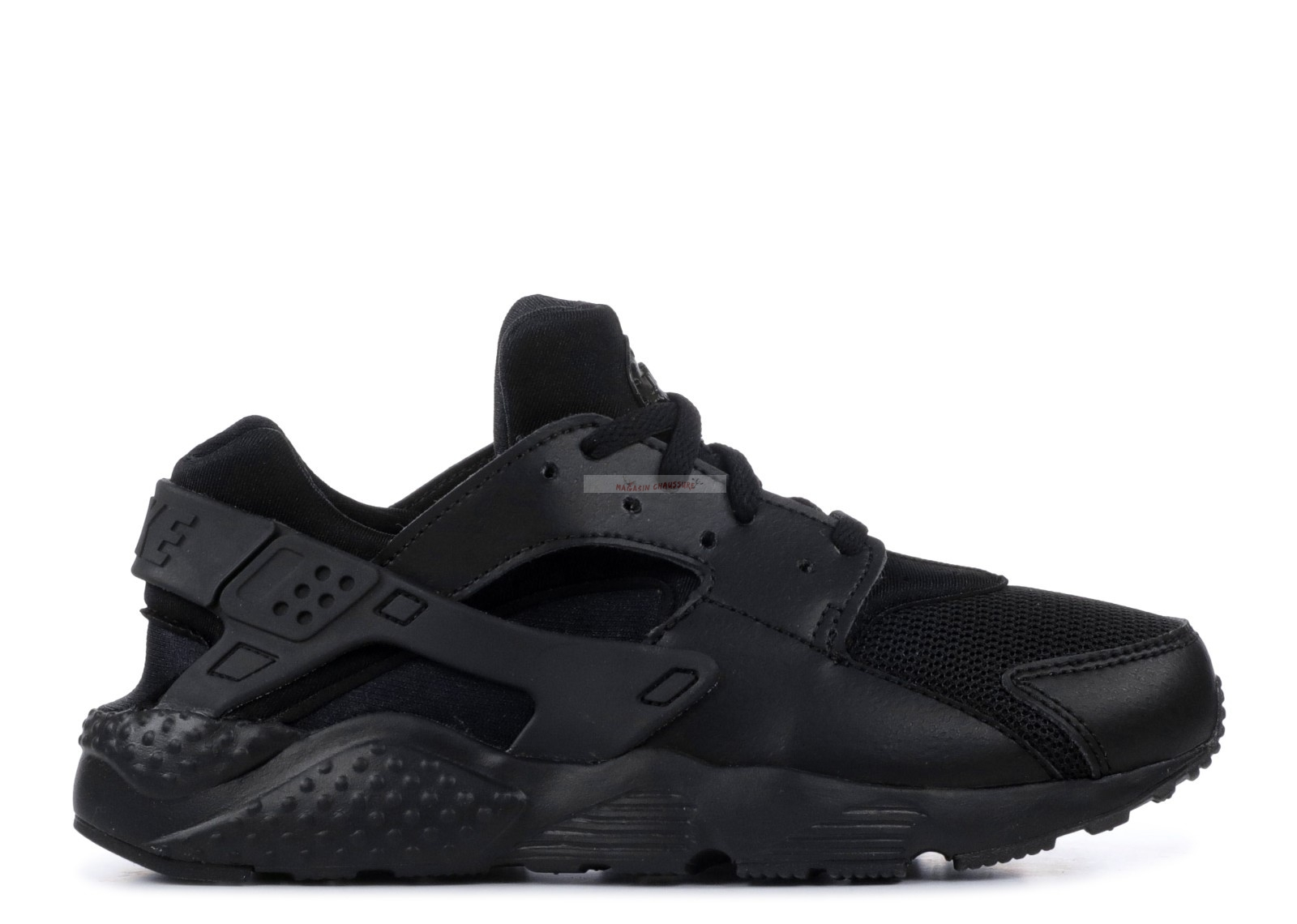 Nike Air Huarache Run Ps Noir (704949-016) Chaussure de Basket
