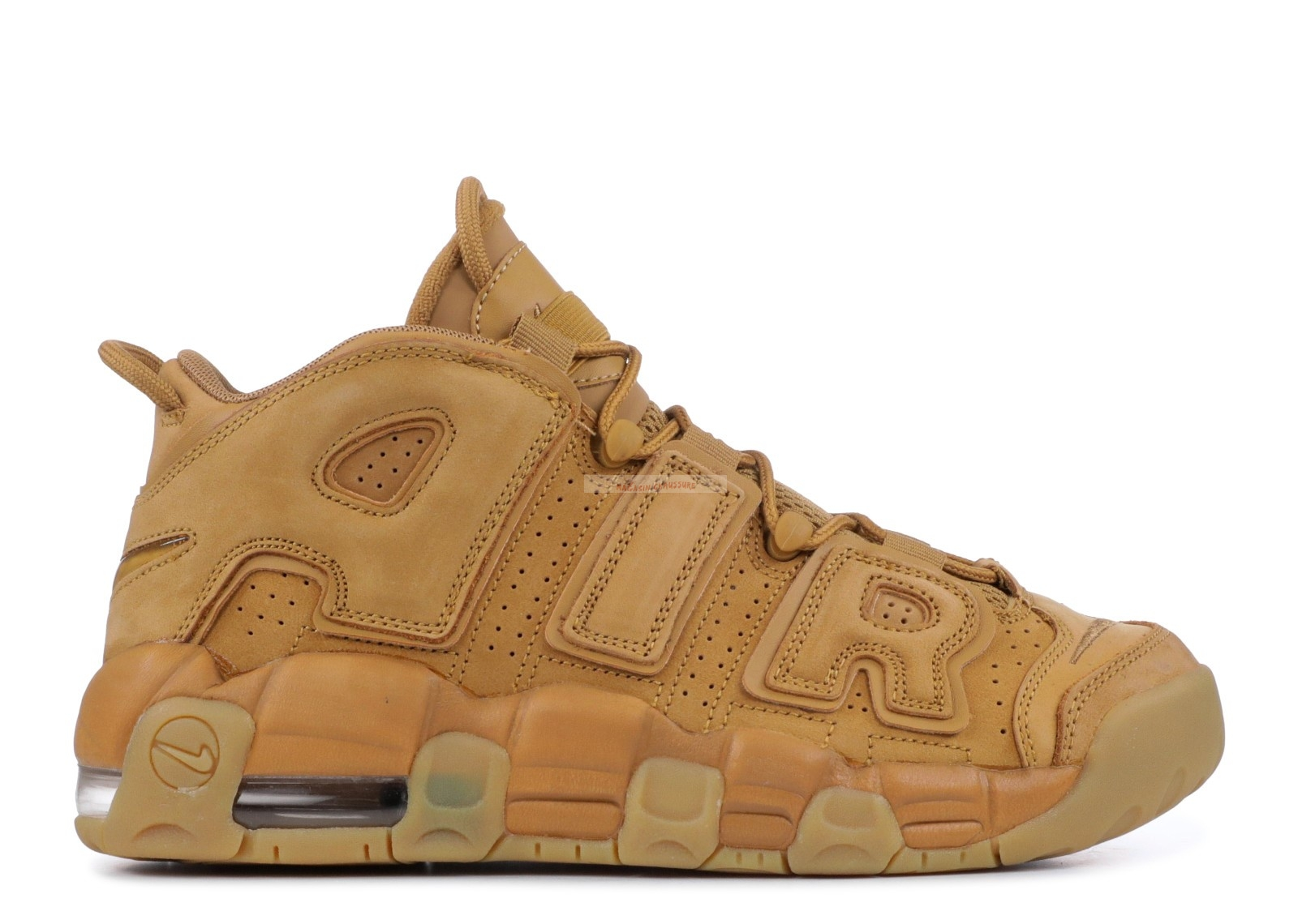 Nike Air More Uptempo Se (Gs) Marron (922845-200) Chaussure de Basket