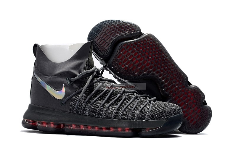 "Nike Kd Ix 9 Elite ""Time To Shine"" Gris Chaussure de Basket"