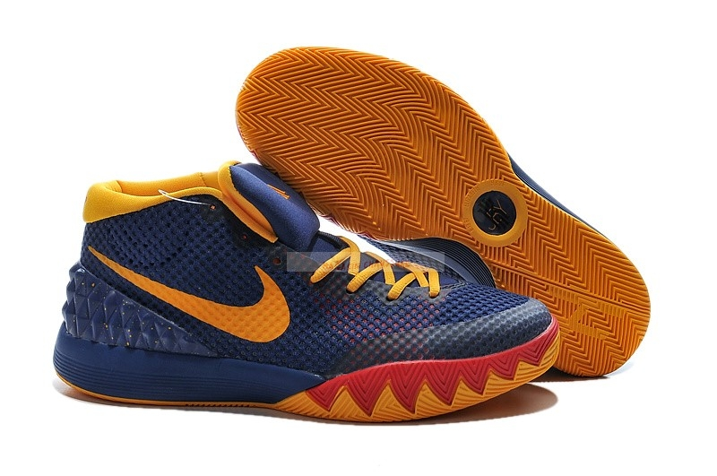 "Nike Kyrie Irving I 1 ""57 Points"" Bleu Chaussure de Basket"
