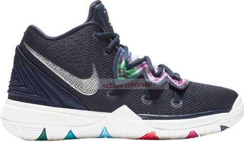 Nike Kyrie Irving V 5 (Ps) Multicolore (aq2458-900) Chaussure de Basket