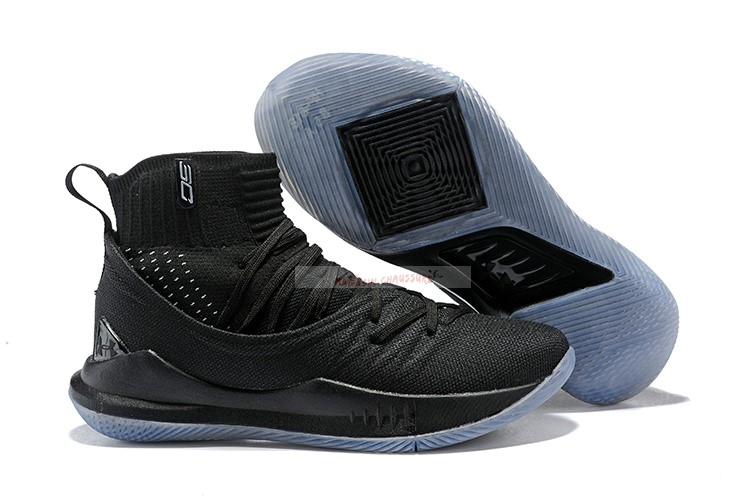 Under Armour Curry 5 Noir Chaussure de Basket