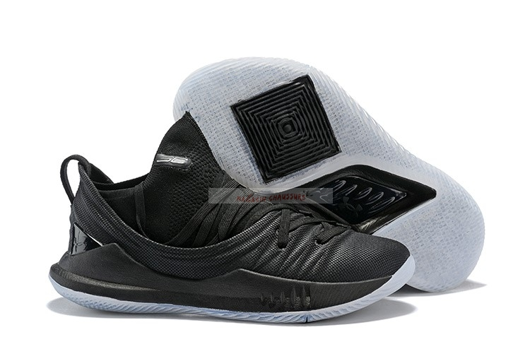 "Under Armour Curry 5 ""Pi Day"" Noir Chaussure de Basket"