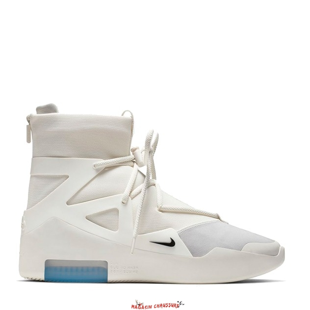 "Nike Air Fear Of God 1 - Homme ""Voilea"" Voilea (AR4237-100) Chaussure de Basket"