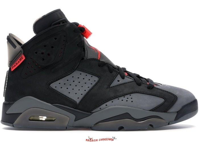 "Air Jordan 6 - Homme Retro ""Psg Paris Saint Germain"" Gris (CK1229-001) Chaussure de Basket"