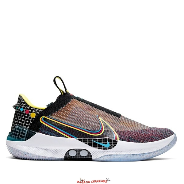 Nike Adapt BB - Homme Multicolore (AO2582-900) Chaussure de Basket