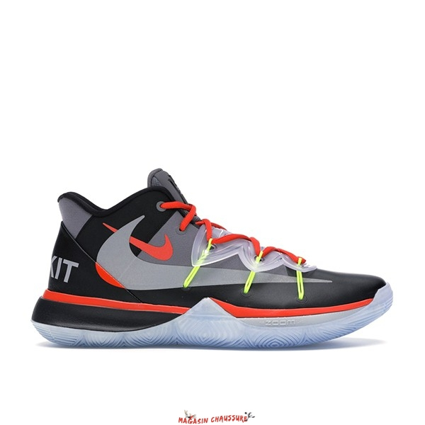 "Nike Kyrie Irving V 5 - Homme ""Rokit Welcome Home"" Multicolore (CJ7899-901) Chaussure de Basket"