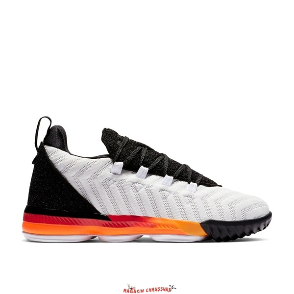 "Nike Lebron XVI 16 (PS) ""Space Travel"" Blanc (AQ2467-188) Chaussure de Basket"