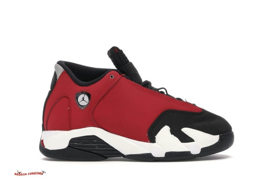 Air Jordan 14 Retro (Ps) Gym Rouge (312092-006) Chaussure de Basket