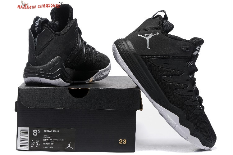 Air Jordan Chris Paul 9 - Homme Noir Chaussure de Basket
