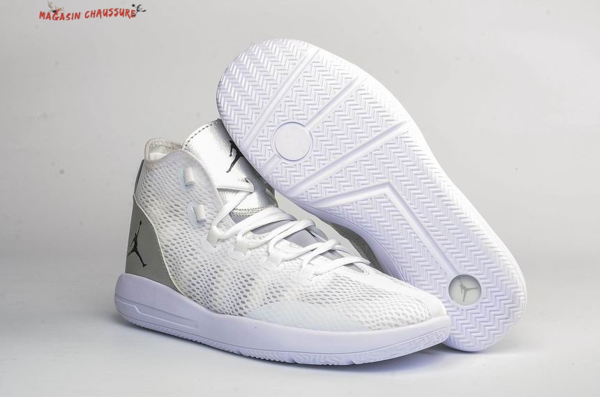 Air Jordan Reveal - Homme Blanc Chaussure de Basket