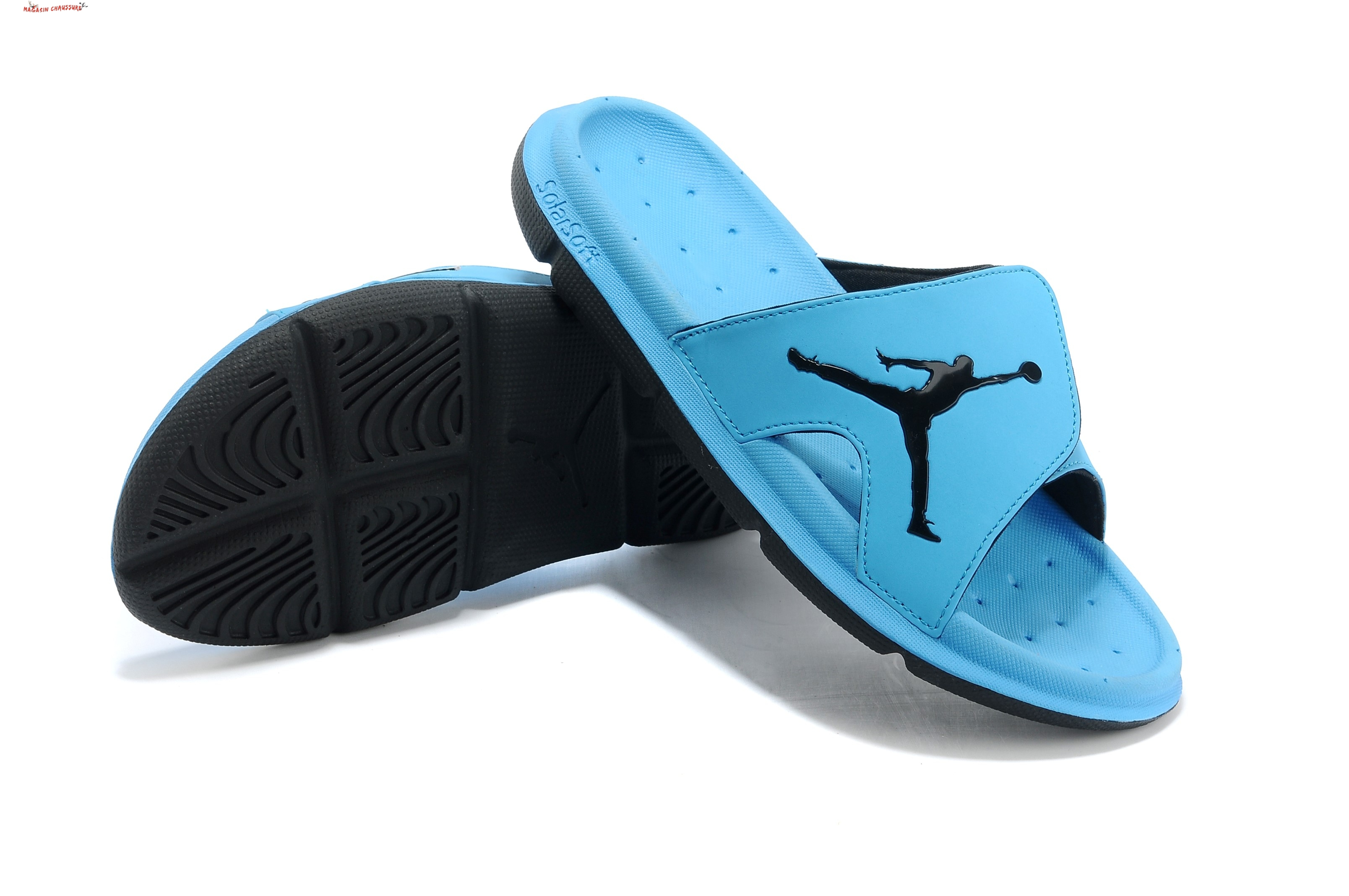 Jordan Hydro Chaussons - Homme Blue