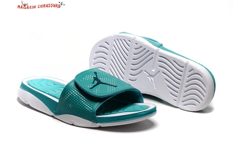Jordan Hydro Chaussons - Homme Green